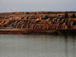 Tagebau (Bild zur freien Verwendung)